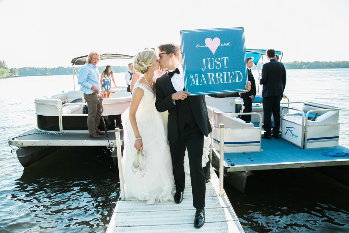 Minocqua, Wi Wedding :: Caroline + Seth – lifeandstyle photoblog